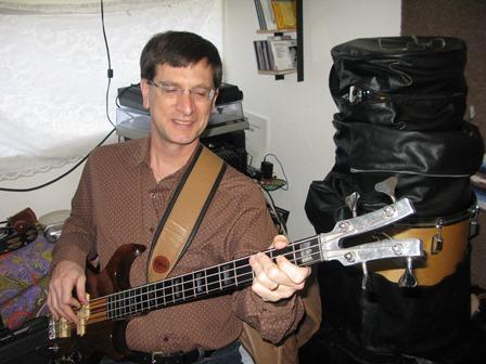 Spencer King - Bass