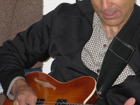 Mike Kramer - Guitar
