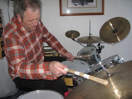 Scott Allen - Drums & Percussion